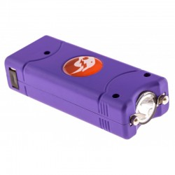 CHEETAH MAX POWER MINI STUN GUN PURPLE