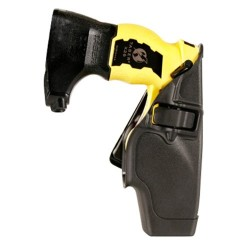 44H015 Taser X-26 SERPA Duty Holster (Black Matte) Left Handed